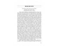 Jean-Pierre Cléro, Essai sur les Fiction