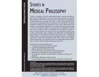 Studies in Medical Philosophy